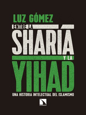 cover image of Entre la sharía y la yihad