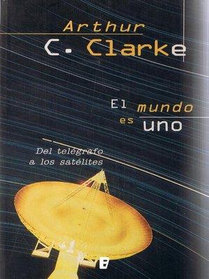 cover image of El mundo es uno