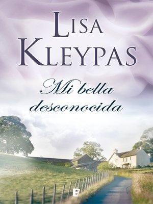cover image of Mi bella desconocida (Teatro Capitol 1)