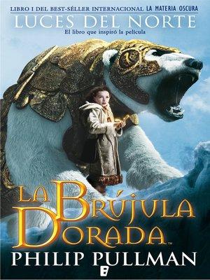 cover image of La brújula dorada. La materia oscura I