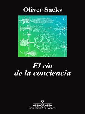 cover image of El río de la conciencia
