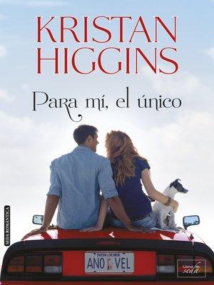 cover image of Para mí, el único