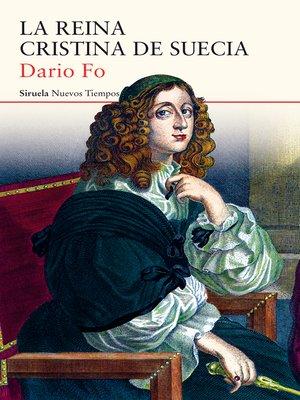cover image of La reina Cristina de Suecia