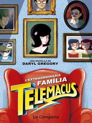 cover image of L'extraordinària família Telemacus