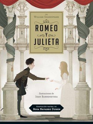 cover image of Adaptación teatral de ROMEO Y JULIETA, por Rosa Navarro Durán