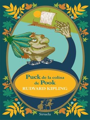 cover image of Puck de la colina de Pook