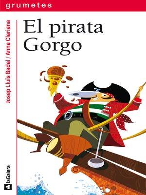 cover image of El pirata Gorgo
