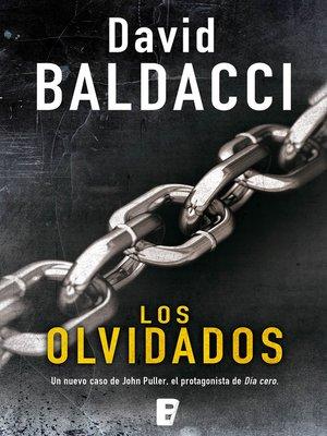 cover image of Los olvidados (Serie John Puller 2)