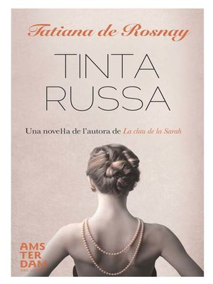 cover image of Tinta russa