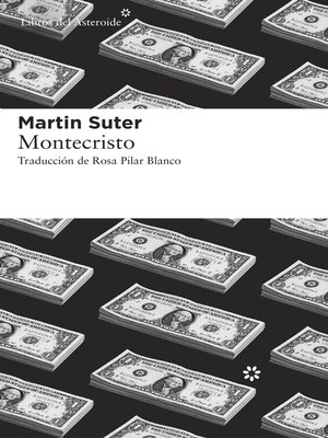 cover image of Montecristo