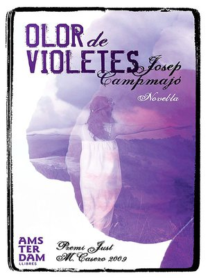 cover image of Olor de violetes