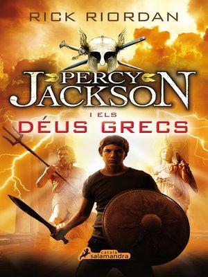 cover image of Percy Jackson i els Déus Grecs