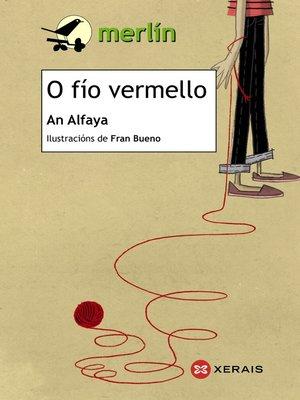 cover image of O fío vermello