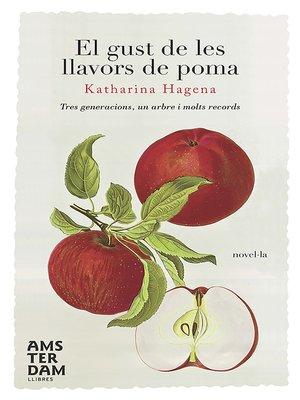 cover image of El gust de les llavors de poma
