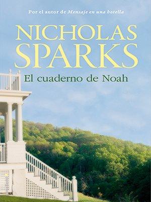 cover image of El cuaderno de Noah