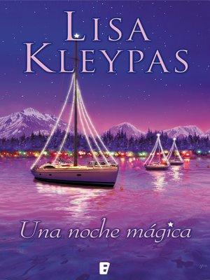 cover image of Una noche mágica (Friday Harbor 1)