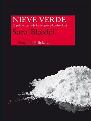 cover image of Nieve verde