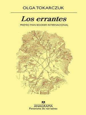 cover image of Los errantes