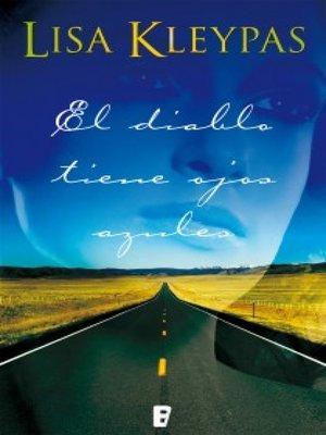 cover image of El diablo tiene ojos azules (Travis 2)