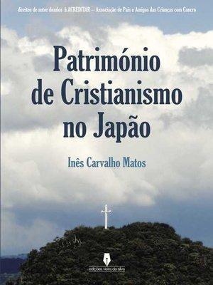 cover image of Patrimonio do cristianismo no japao