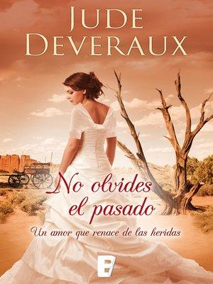 cover image of No olvides el pasado