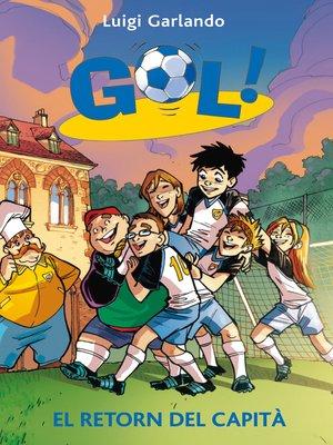 cover image of El retorn del capità