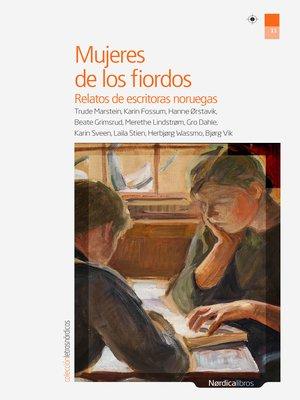 cover image of Mujeres de los fiordos