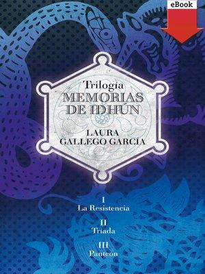 cover image of Memorias de Idhún. Saga