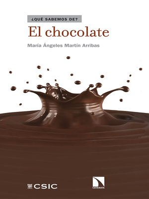 cover image of El chocolate