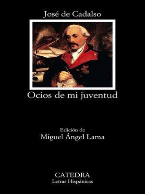 cover image of Ocios de mi juventud