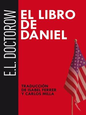 cover image of El libro de Daniel