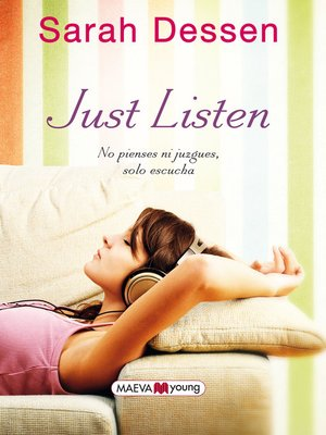cover image of Just Listen