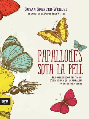 cover image of Papallones sota la pell