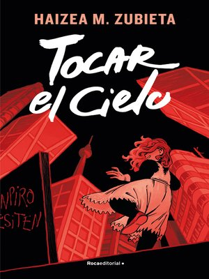 cover image of Tocar el cielo