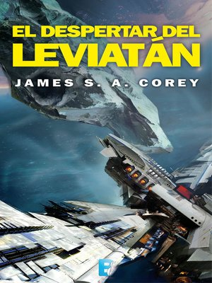 cover image of El despertar del Leviatán (The Expanse 1)