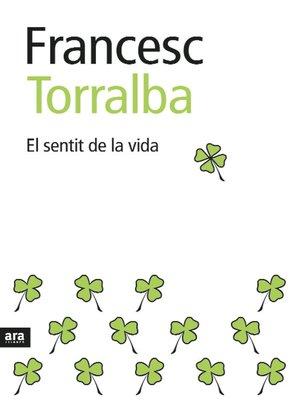 cover image of El sentit de la vida