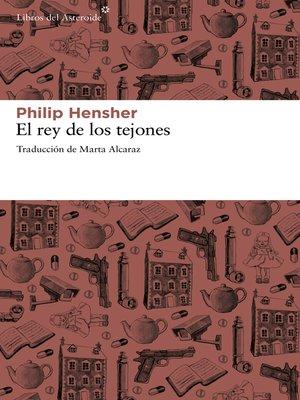 cover image of El rey de los tejones