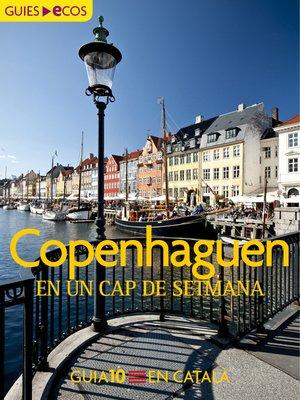 cover image of Copenhaguen. En un cap de setmana