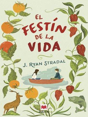 cover image of El festín de la vida