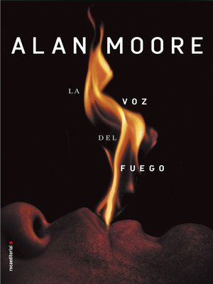 cover image of La voz del fuego