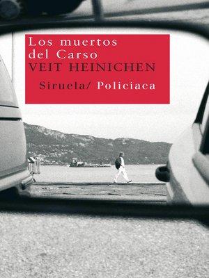 cover image of Los muertos del Carso