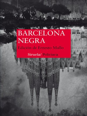 cover image of Barcelona Negra