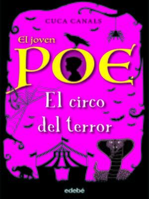 cover image of El joven Poe 8