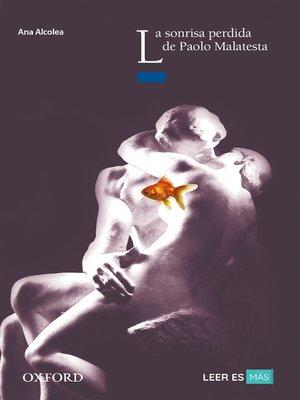 cover image of La sonrisa perdida de Paolo Malatesta
