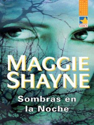 cover image of Sombras en la noche