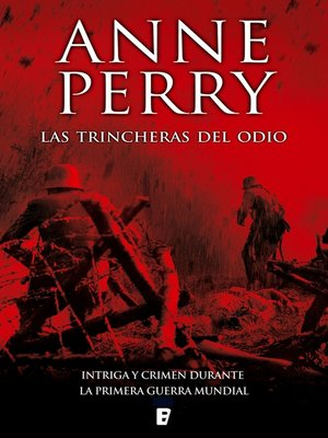 cover image of Las trincheras del odio (Primera Guerra Mundial 4)