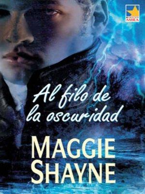 cover image of Al filo de la oscuridad