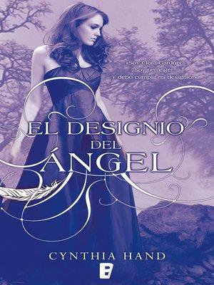 cover image of El designio del ángel