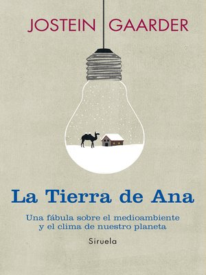cover image of La Tierra de Ana