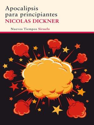 cover image of Apocalipsis para principiantes